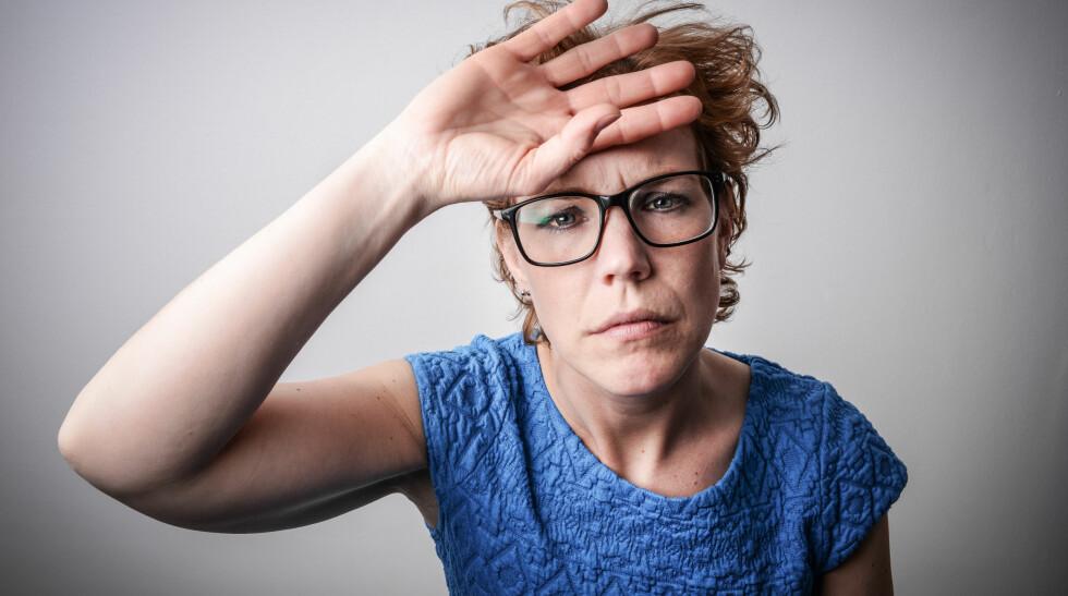 SVIMMELHET VANLIG: Lavt blodsukker er ikke farlig, med mindre du får det i situasjoner hvor du må være vålen og klar - som ved bilkjøring.  Foto: Shutterstock