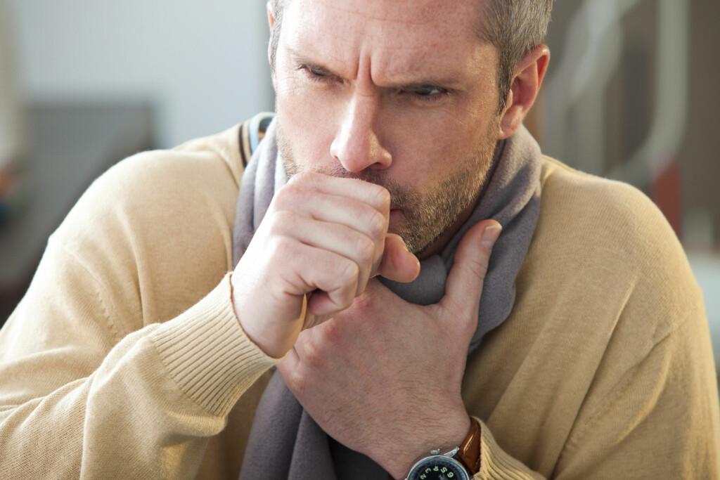 hoste, bronkitt Foto: Shutterstock/NTB Scanpix