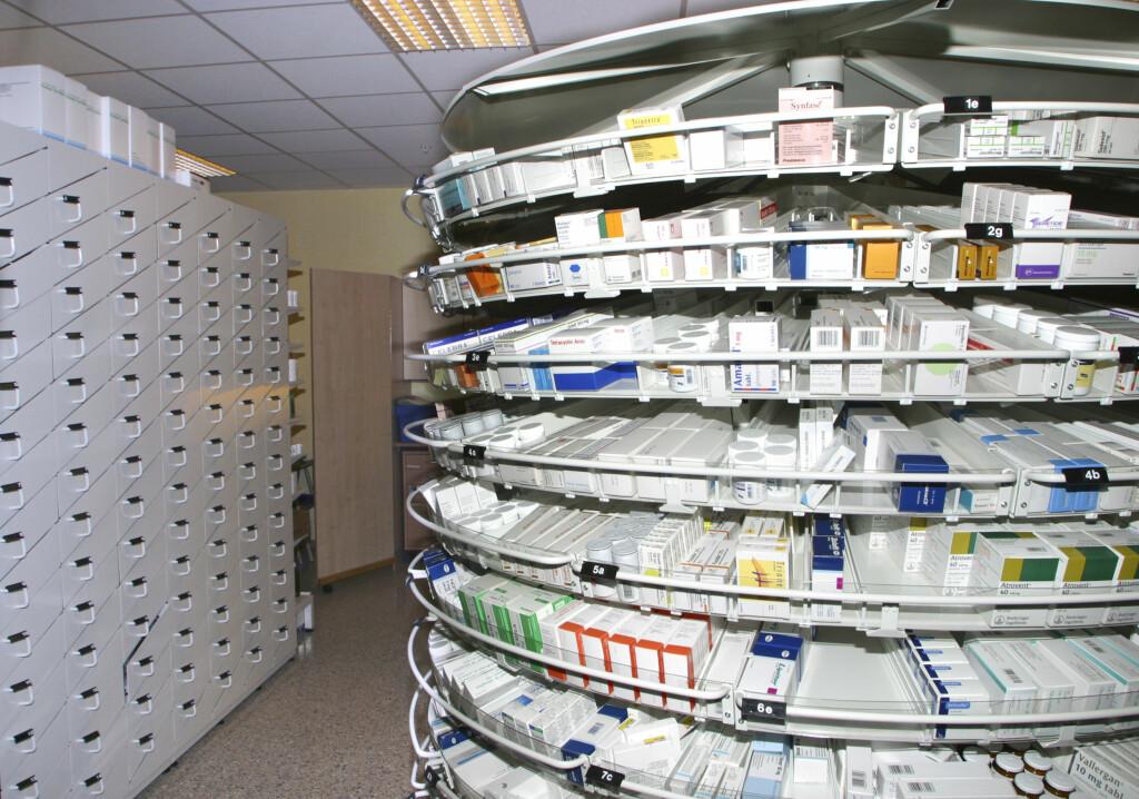 STORE FORSKJELLER: I vår pristest har vi sjekket pris på orginalmedisin og pris på generiske legemidler (billigste kopipreparat). Det viser seg at der det er generisk konkurranse er det store prisforskjeller på orginalproduktet.  Foto: Scanpix