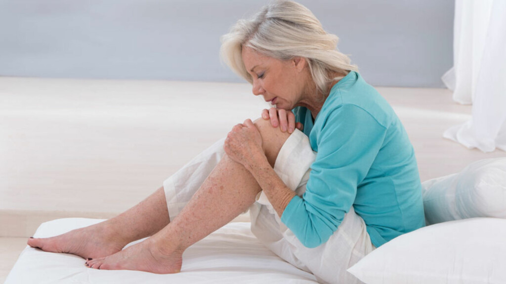 ARTROSE: Slitasjegikt kan ikke kureres, men det finnes likevel behandling som kan lette plagene. Foto: NTB Scanpix/Shutterstock