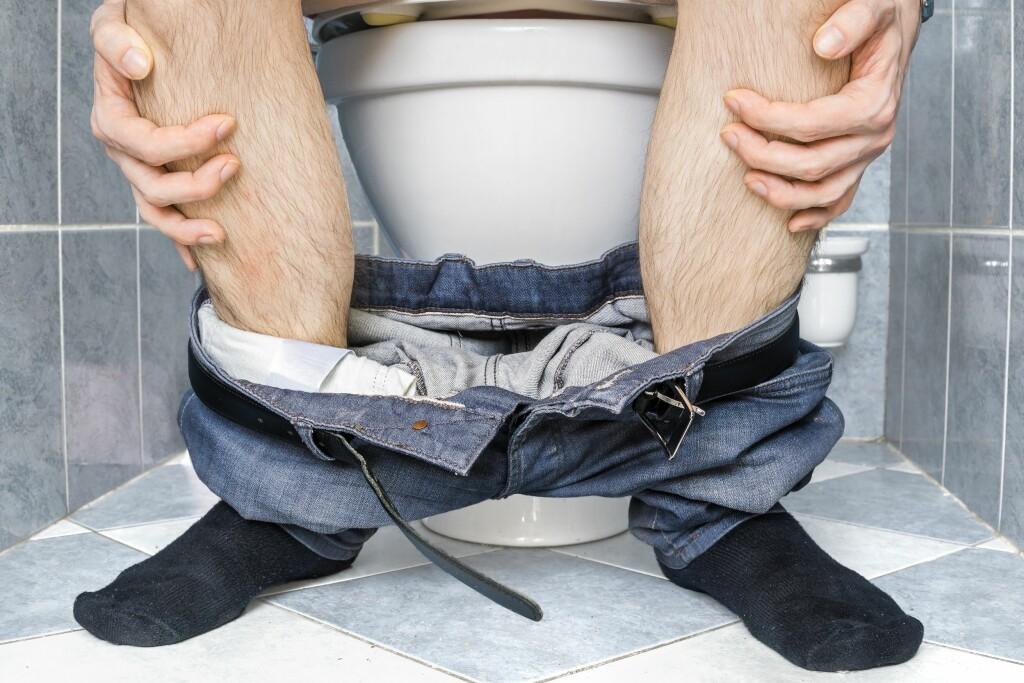 UFARLIG, MEN PLAGSOMT: En analfistel er ikke farlig, men oppleves som meget plagsomt. Menn har det hyppigere enn kvinner. Foto: Shutterstock