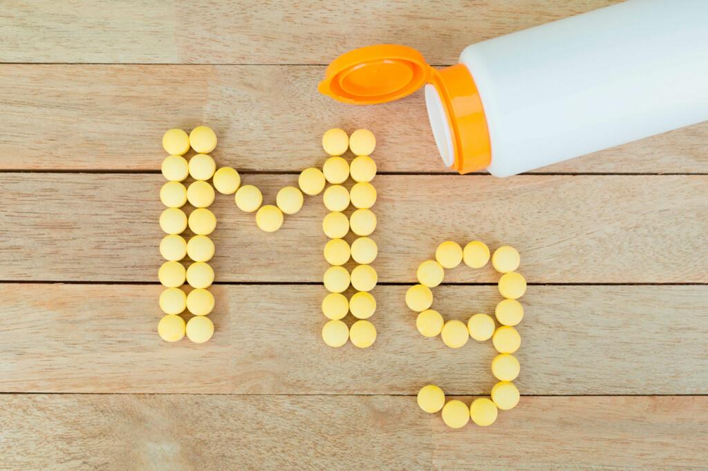 HAR DU FOR LITE MAGNESIUM I KROPPEN: Studier viser at mange mennesker har et for lavt inntak av magnesium. Foto: NTB Scanpix/Shutterstock