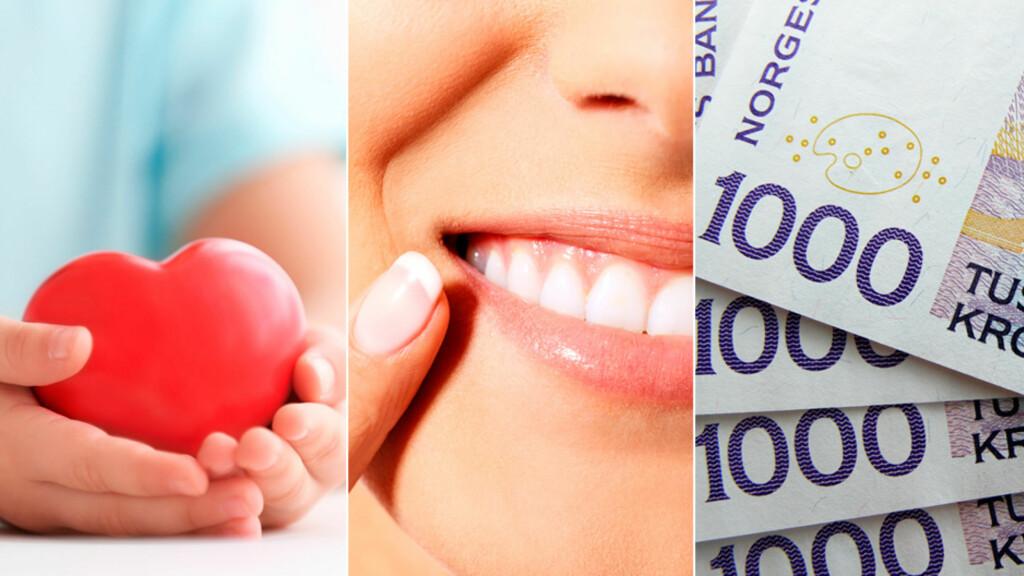 FORDELER VED Å SLUTTE: Slutter du å snuse kan du glede deg over redusert helserisiko for flere sykdommer, bedre økonomi og frihet. Foto: NTB Scanpix/Shutterstock