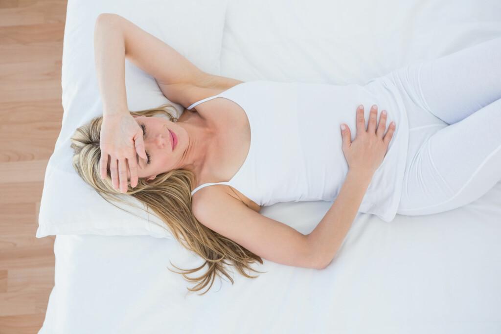 MANGE ÅRSAKER: Det finnes mange årsaker til uregelmessig mens. Foto: NTB Scanpix
