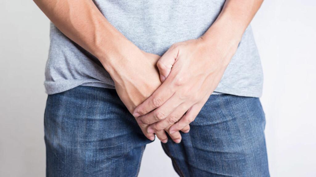 SÅR I GENITALOMRÅDET? Hos voksne menn er seksuelt overførbar infeksjoner en vanlig årsak, men soppinfeksjoner eller eksemsykdom kan også være årsaken. Foto: NTB Scanpix/Shutterstock