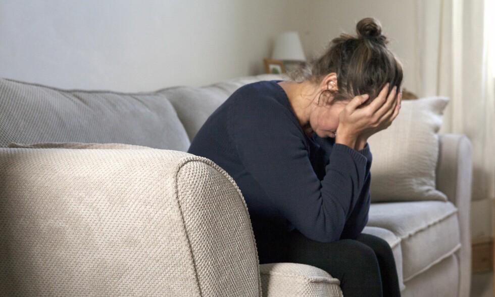 TRAUME: posttraumatisk stresslidelse (PTSD) en betegnelse på en samling symptomer som noen opplever etter å ha erfart potensielt traumatiserende hendelser Foto: NTB Scanpix
