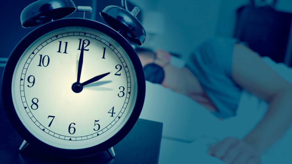 Å IKKE FÅ SOVE: Hvor mange timers søvn trenger du egentlig?
