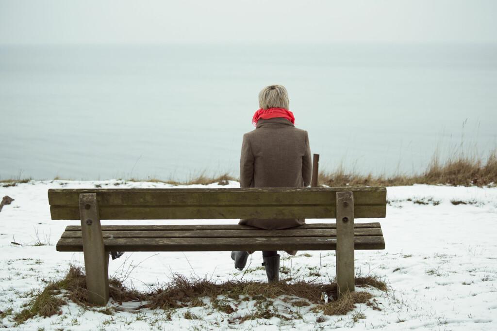 DEPRESJON: Depresjon er en psykisk lidelse som kan gi både psykiske og kroppslige symptomer. Foto: Aonprom Photo / NTB