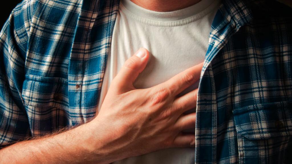 PULMONAL HYPERTENSJON: Symptomene kan være kortpustet, tretthet, ha smerte i brystet og hjertebank. Foto: NTB Scanpix/Shutterstock
