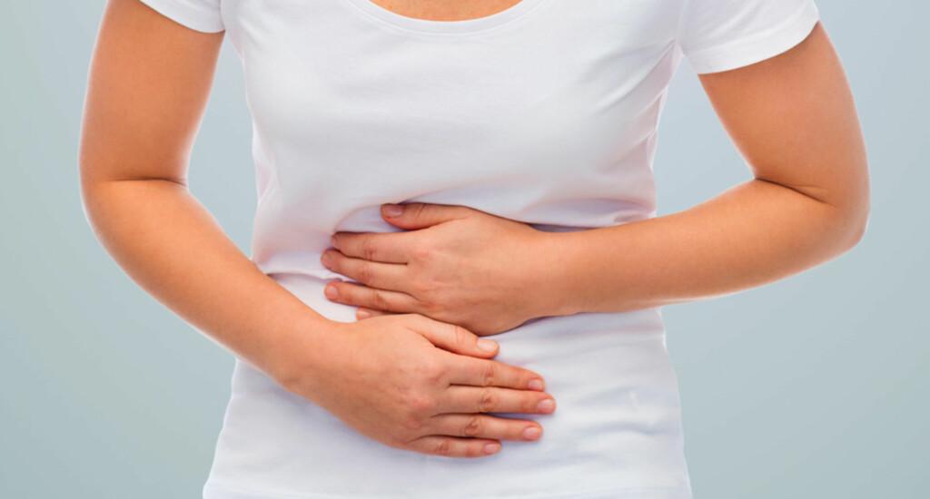 SPONTANABORT: Smerter i nedre del av mage eller korsrygg, sammen med blødning kan være symptomer på spontanabort. Foto: NTB Scanpix/Shutterstock