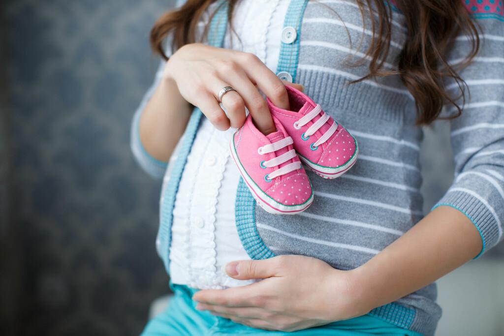 GRAVID: Alder er den viktigste faktoren for hvor rask du blir gravid.  Foto: NTB Scanpix