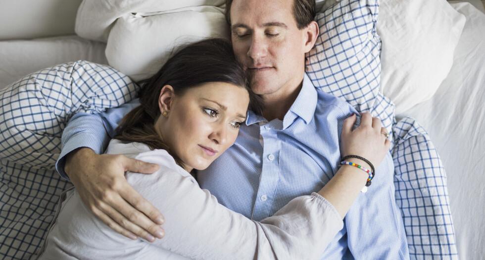 UFRIVILLIG BARNLØSHET: Infertilitet rammer like mange menn som kvinner. Det kan være flere årsaker til at man ikke blir gravid.  Foto: Scanpix