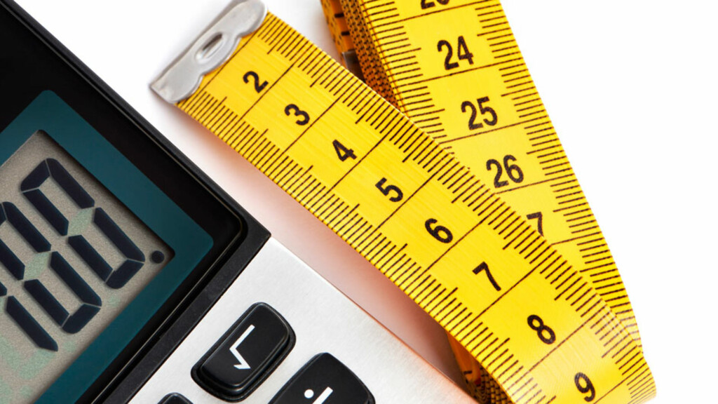 MIDJEMÅL: Mer nøyaktig måling, som tar høyde for forholdet mellom fett og muskler. Foto: NTB Scanpix/Shutterstock