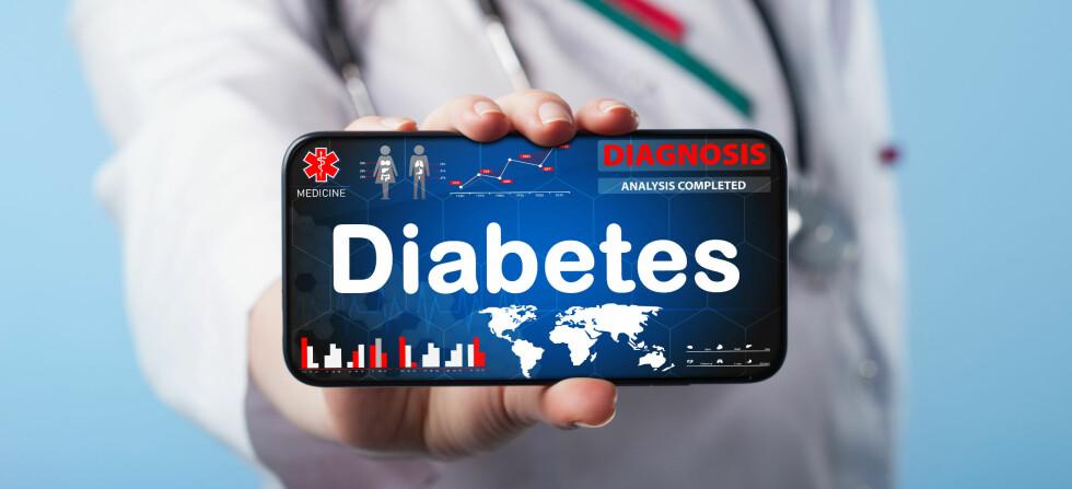 DIABETES: Så mange som 180.000 nordmenn kan ha diabetes uten å vite det, i følge Folkehelseinstituttet Foto: SCANPIX/Shutterstock
