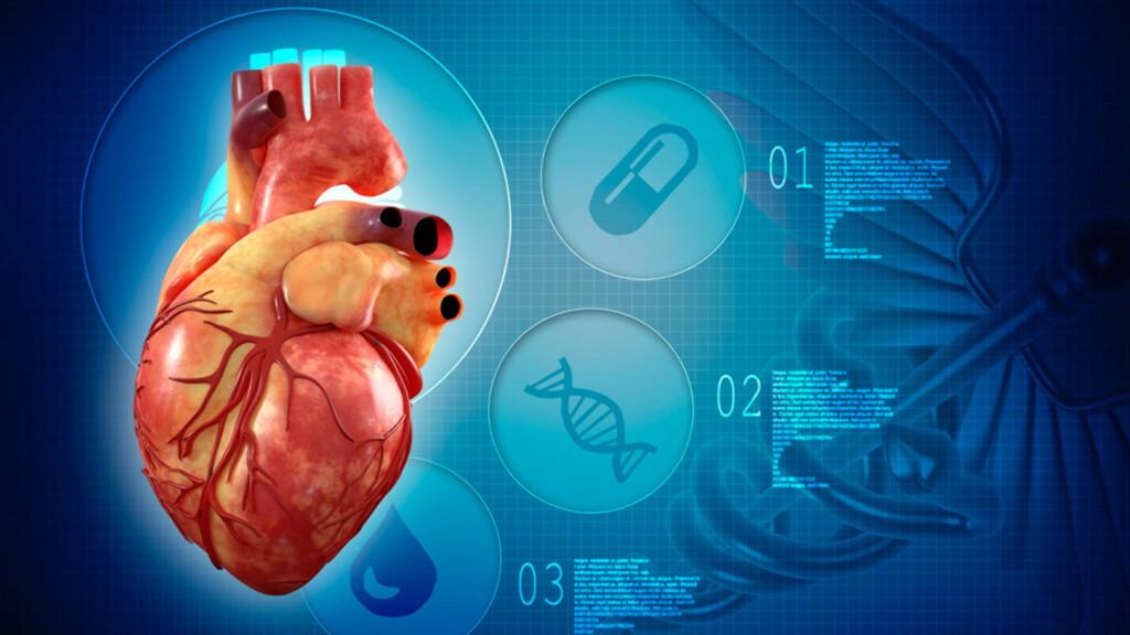 BEHANDLING VED HJERTEINFARKT: Rask igangsetting av behandling er svært viktig ved hjerteinfarkt. Foto: NTB Scanpix/Shutterstock