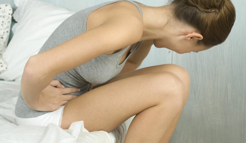 STORE BLØDNINGER: Muskelknuter på livmoren vil ofte medføre kraftige og uregelmessige menstruasjonsblødninger. Foto: NTB Scanpix