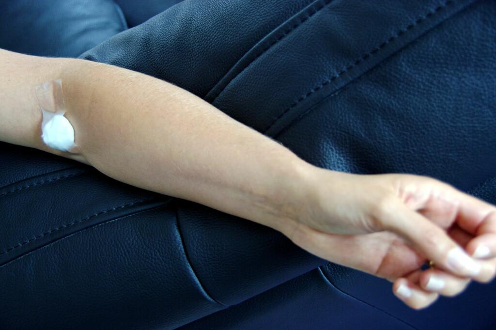 MERKER IKKE: Høy blodprosent gir ikke symptomer. Foto: Scanpix
