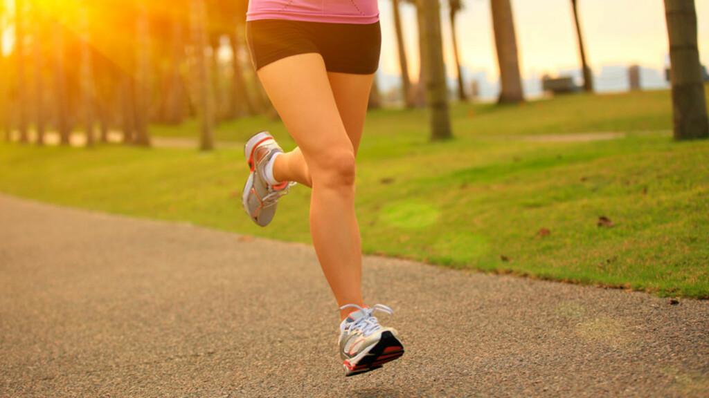 ANHIDROSE: Trening kombinert med varme er en svært dårlig kombinasjon for personer med manglende evne til svette. Heteslag kan bli resultatet. Foto: NTB Scanpix/Shutterstock