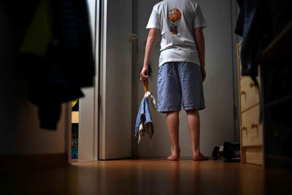 SØVNGJENGERI: Det er vanligst å gå i søvne i 8-12-årsalderen. Foto: NTB Scanpix