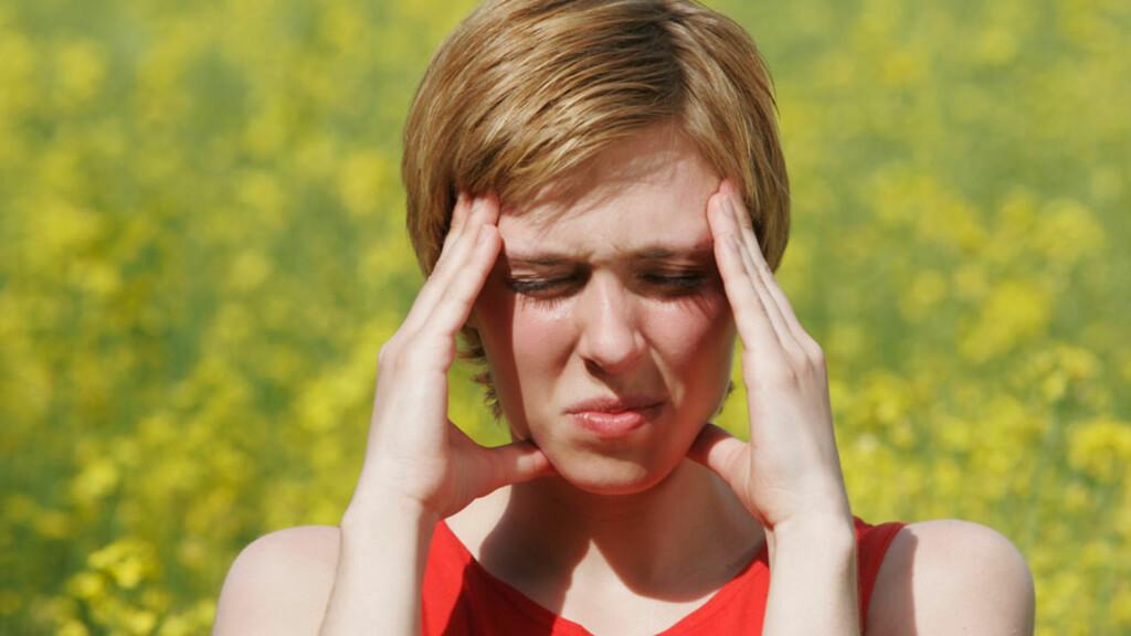 HODEPINE: Spenningshodepine er et svært vanlig fenomen, som de fleste vil oppleve  Foto: NTB Scanpix / Samfoto, Schröder, Mike