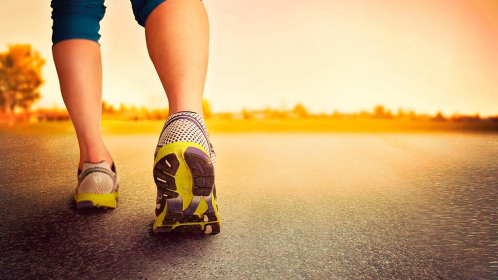FORBRENNING: Aktivitet forbrenner energi - men gener, hormoner og stoffskifte kan innvirke noe på HVOR MYE du forbrenner. Foto: NTB Scanpix/Shutterstock