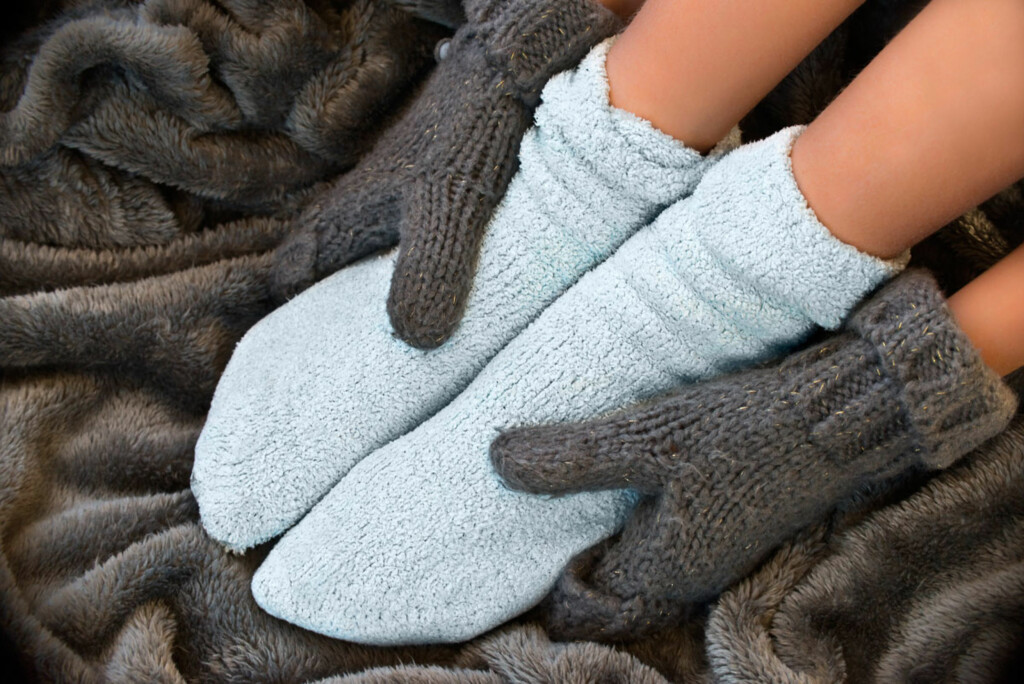 FOREBYGG URINVEISINFEKSJON: Hold deg varm på beina og tiss ofte, er det banale - men effektive rådet. Foto: NTB Scanpix