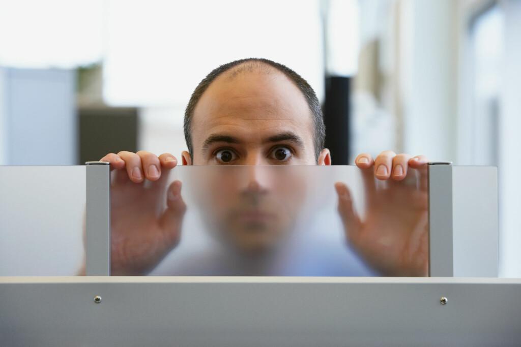 SKALLET FAR? Hvis faren din er skallet er det høyere sannsynlighet for at du selv blir skallet som voksen mann. Foto: Scanpix