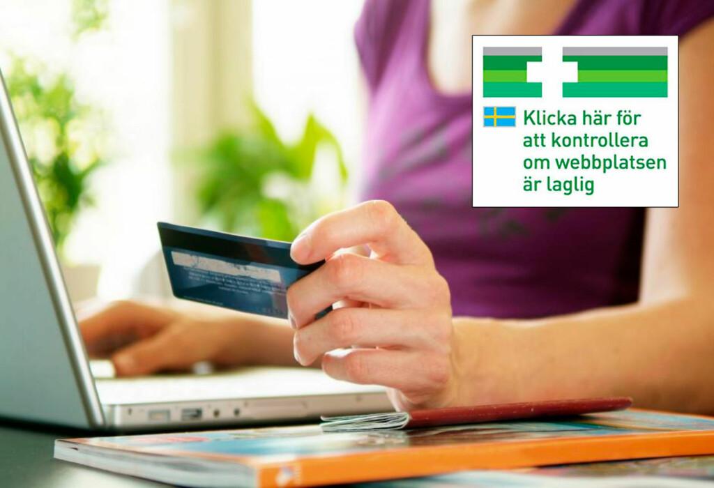 KJØPER DU LEGEMIDLER PÅ NETT? Fra 1. juli blir det lettere å få oversikt over hvilke utenlandske aktører som har lov til å selge legemidler.  Foto: NTB Scanpix
