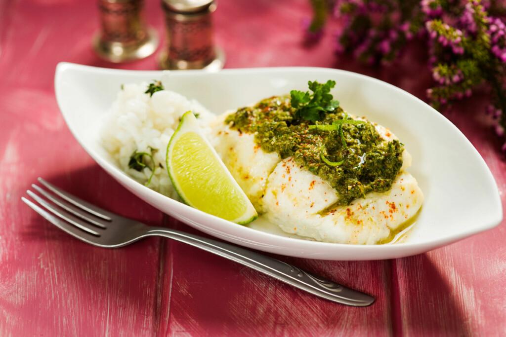 JOD I FISK: Sjøfisk og sjømat er den maten med høyest innhold av jod.  Foto: NTB Scanpix/Shutterstock