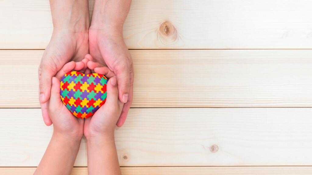 AUTISME HOS BARN: Symptomer er synlige allerede de første årene i barnets liv. Foto: NTB Scanpix/Shutterstock