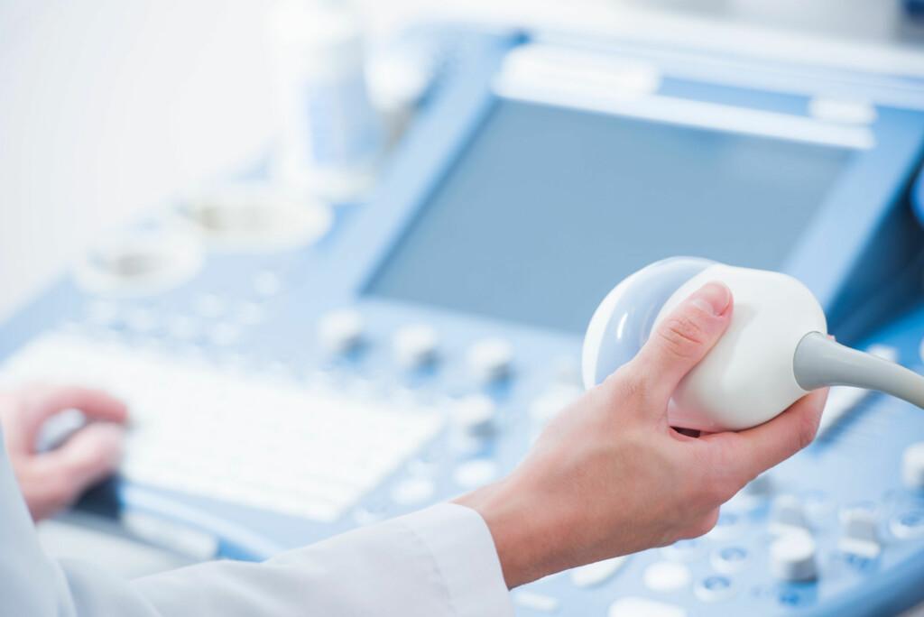 ULTRALYD SOM UNDERSØKELSE: En ultralydundersøkelse kan undersøke ulike organer i kroppen, eller undersøke et foster i mors liv.  Foto: NTB Scanpix/Shutterstock