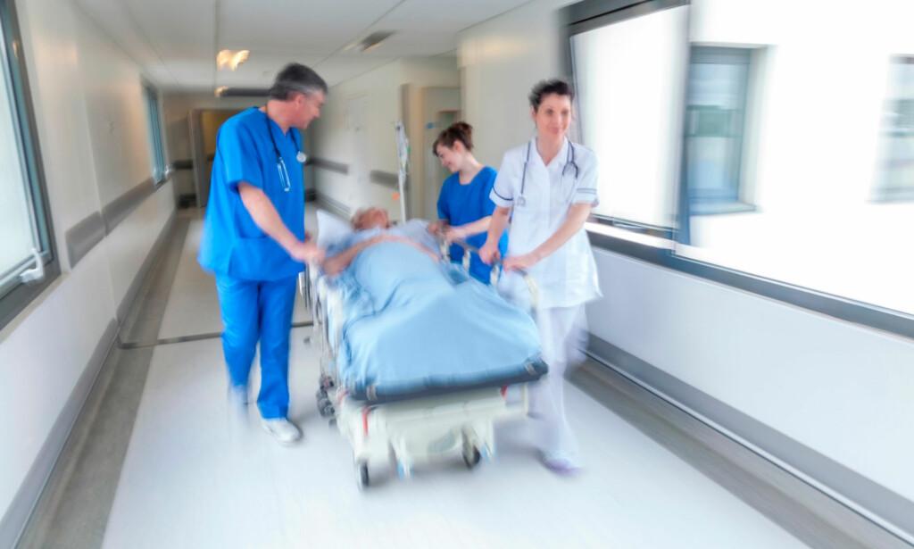 KOMPLIKASJONER ETTER INFLUENSA: 1000 mennesker dør hvert år i Norge som følge av influensa. Foto: NTB Scanpix/Shutterstock