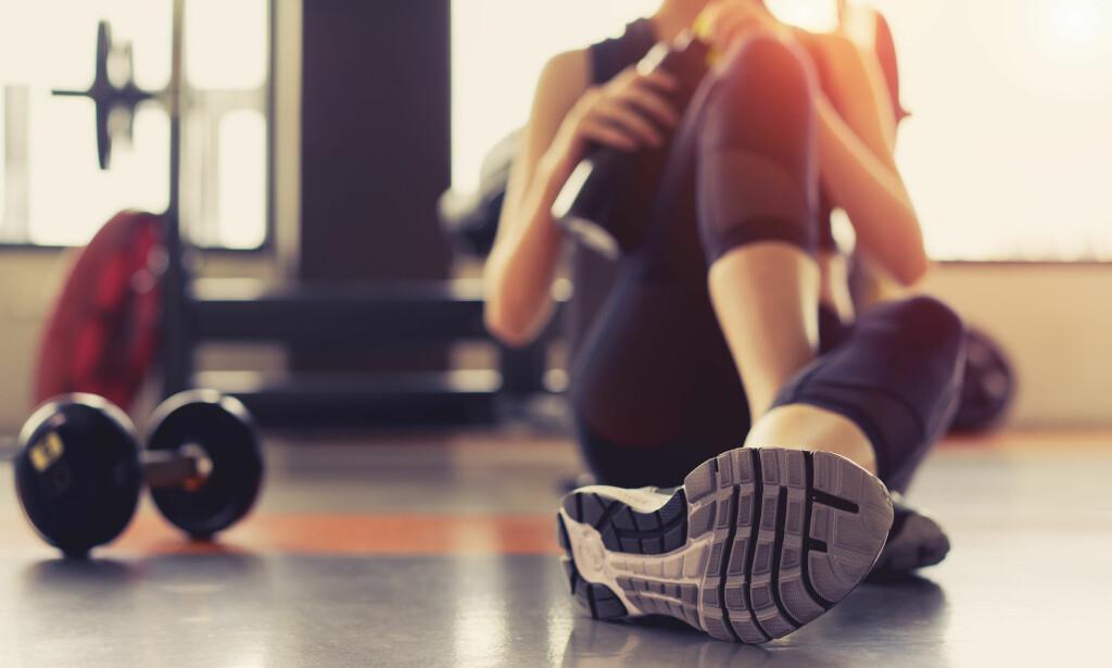 STYRKETRENING ELLER UTHOLDENHETSTRENING?: Ifølge ekspertene, er det lurt å prioritere utholdenhetstrening. FOTO: NTB Scanpix