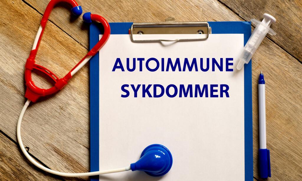 """NÅR KROPPEN ANGRIPER SEG SELV: Kroppens immunforsvar er en fantastisk forsvar når det kommer inn viru og bakterier som ikke skal være i kroppen. Men noen ganger kan immunforsvaret bli """"vel ivrig"""" i tjenesten - og ender opp med å angripe dine egne organer. Da har du fått en autoimmun sykdom. Foto: NTB Scanpix / Shutterstock."""