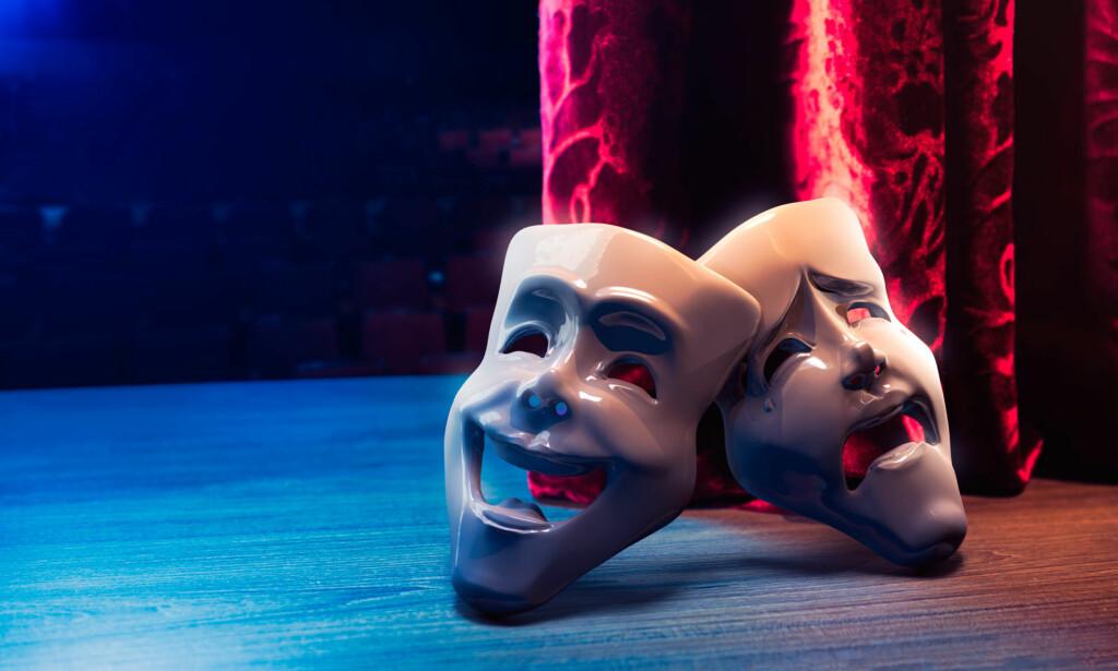 ELSKER Å VÆRE MIDTPUNKT: Teatralsk væremåte og sterkt oppmerksomhetsbehov går ut over relasjonene til andre mennesker. Foto: NTB Scanpix / Shutterstock
