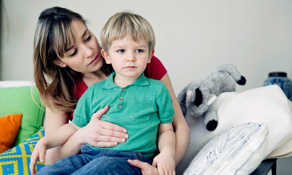 RAMMER BARN: HUS er en alvorlig infeksjon hos barn. Sykehusinnleggelse er nødvendig. Foto: NTB Scanpix / Shutterstock