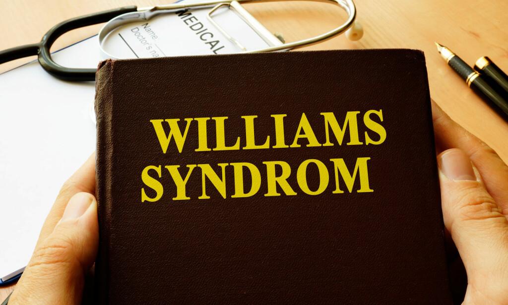 SJELDEN TILSTAND: Williams syndrom skyldes en mangel i kromosom 7. Foto: NTB Scanpix/Shutterstock