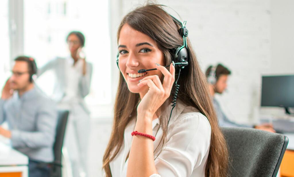 RING SPESIALSYKEPLEIER: Nasjonalforeningens demenslinje er åpen 9-15. Ring og få råd av sykepleiere med kompetanse på demens. Illustrasjonsfoto: NTB Scanpix/Shutterstock