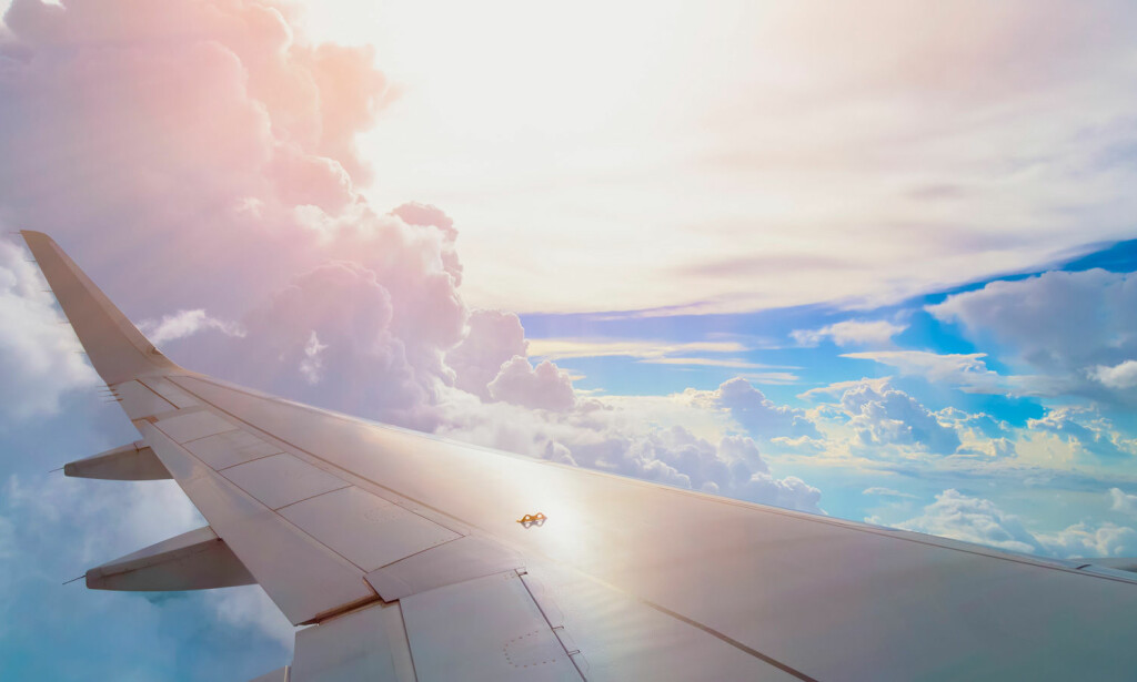 JET LAG: Typisk problem når man reiser østover, for eksempel fra USA til Norge. Foto: NTB Scanpix/Shutterstock
