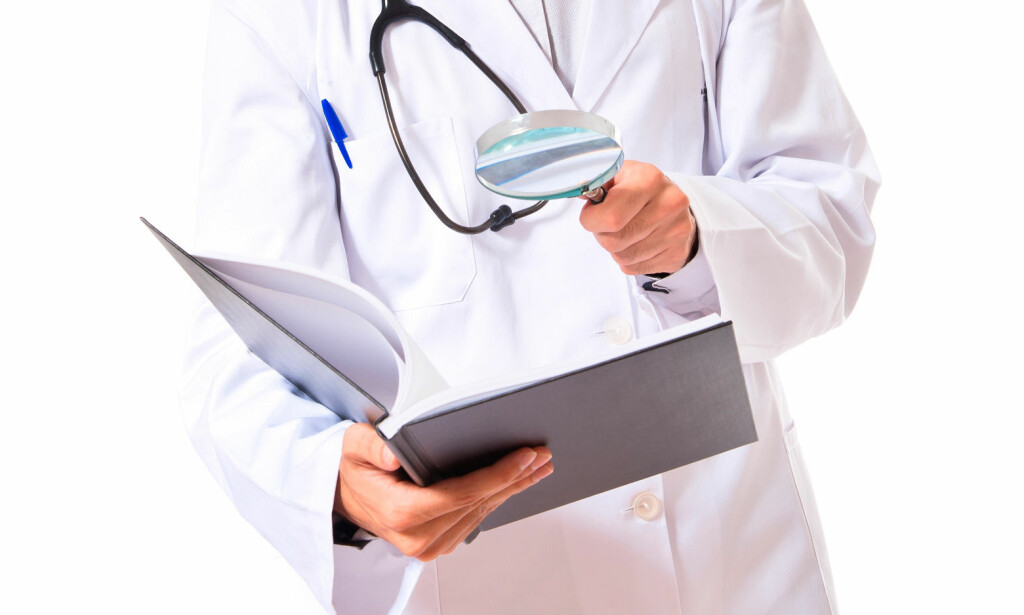 HELT GRESK! Hvis du leser i din egen journal er det ikke sikkert du forstår alle medisinske ord og uttrykk. Hvorfor bruker legene dette språket? Foto: NTB Scanpix/Shutterstock.