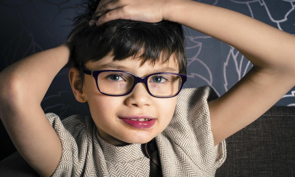 RETTS: Retts syndrom rammer i praksis bare jenter og fører til utviklingshemming på grunn av en genfeil. Syndromet er allikevel ikke et resultat av arv. Foto: NTB / Scanpix / Shutterstock