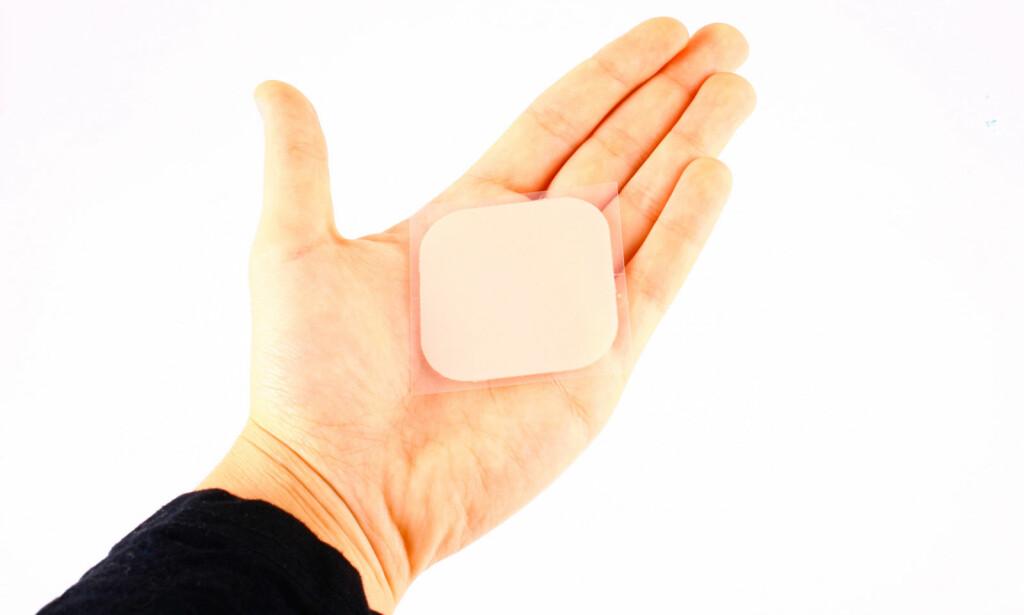 PLASTER SOM PREVENSJON: P-plaster er et hormonelt prevensjonsmiddel. Foto: NTB Scanpix/Shutterstock