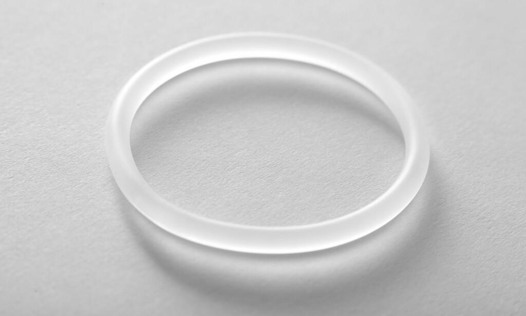 PREVENSJON: P-ring er et hormonelt prevensjonsmiddel. Foto: NTB Scanpix/Shutterstock
