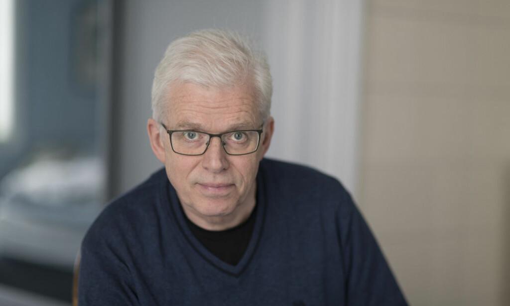PARKINSONS SYKDOM: Da Jan K. Bjørneboe fikk Parkinsons sykdom, bestemte han seg tidlig for å gjøre det beste ut av sin nye livssituasjon. FOTO: Olav Heggø