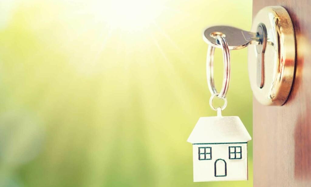 RADON I HUS: Radon finnes overalt rundt oss. Høye verdier innendørs kan være helsefarlig. Måling i alle nye hus anbefales. Foto: NTB Scanpix/Shutterstock