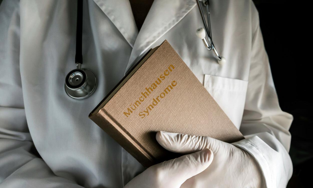 SJELDEN OG KOMPLEKS LIDELSE: Münchausens syndrom er en kompleks og fascinerende lidelse som har fått mye publisitet innen litteratur, film og tv-serier. I virkeligheten er diagnosen sjelden og vanskelig å diagnostisere. Foto: NTB / Shutterstock.