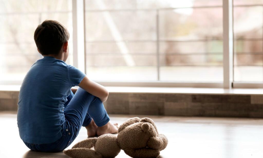 PÅFØRES SYKDOM: Omsorgsgivere med Münchausens syndrom by proxy kan i alvorlige tilfeller påføre barna livstruende sykdom, for eksempel ved å gi unødvendige sprøyter. Foto: NTB / Shutterstock.