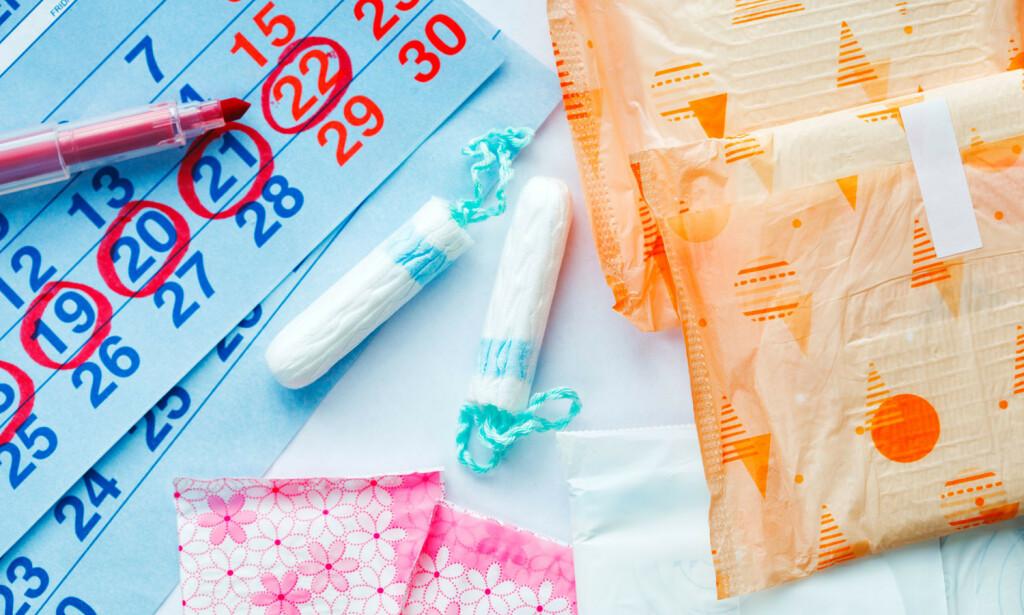 FERIETUR UTEN MENS: Menstruasjonen kan forskyves - enten du bruker p-piller eller ikke. Foto: NTB Scanpix/Shutterstock.