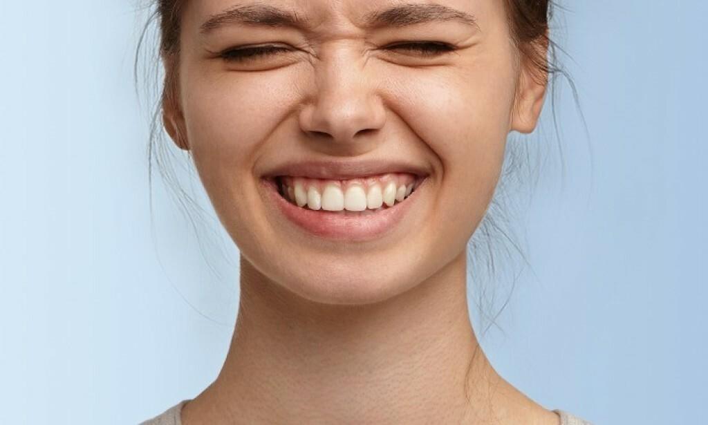 VIKTIG MED GOD TANNHELSE: Mennesker får sine første tennere fra de er omlag seks måneder gamle. De permanente tennene skal vare livet ut.