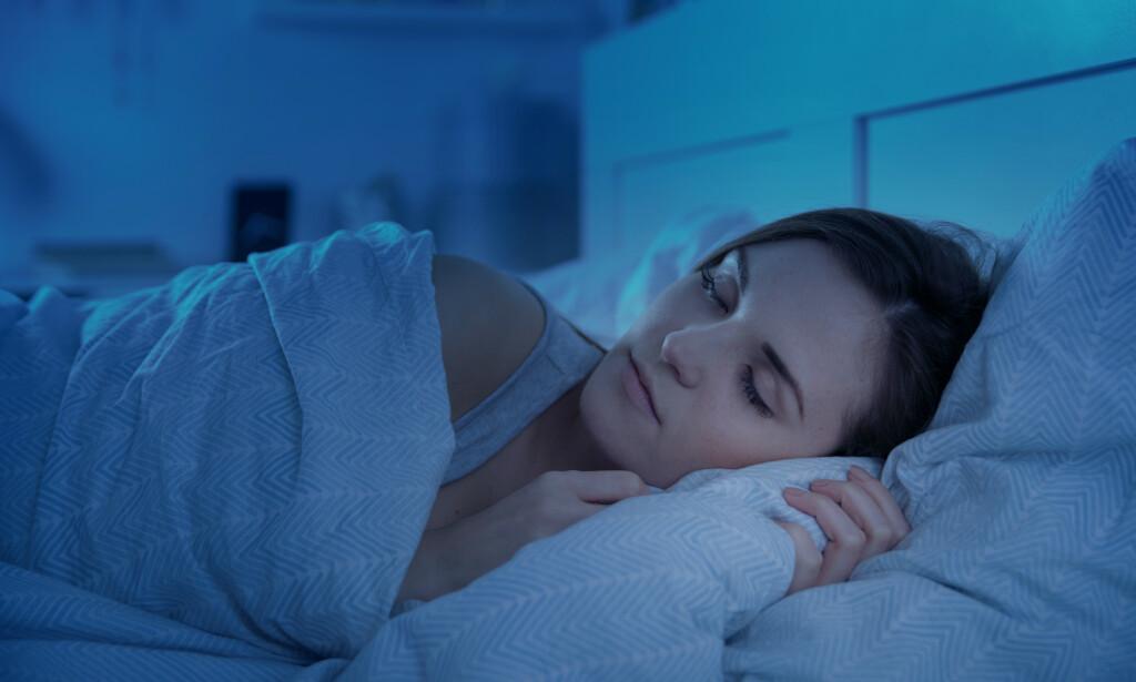 SØVNLIDELSER: Det finnes mange ulike søvnlidelser, og noen er mer ukjente enn andre. FOTO: NTB Scanpix